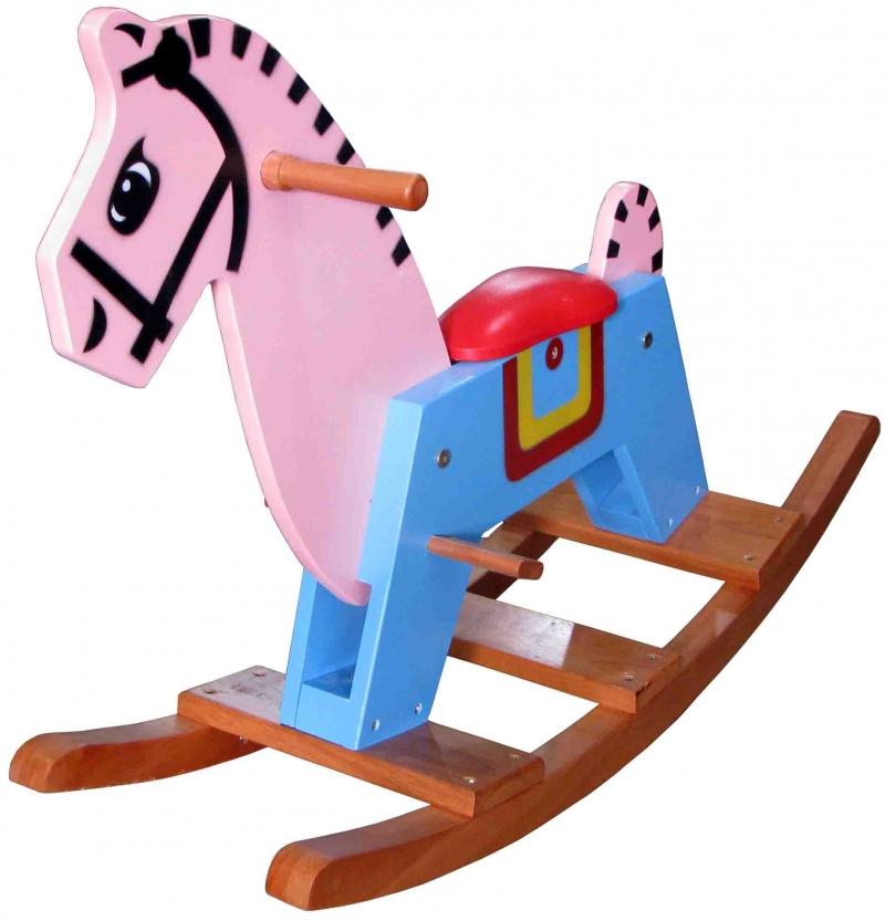 Bập bênh ngựa gỗ