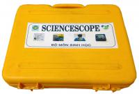 BỘ TN DATALOGGER SCIENCE SCOPE Môn Sinh