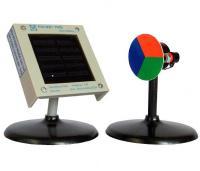 Bộ TN Chạy Động Cơ Nhỏ Bằng Pin Mặt Trời