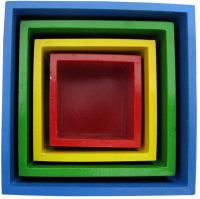 Lồng hộp vuông (4 cái)